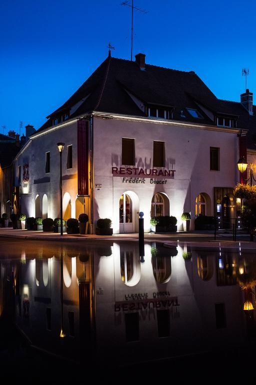 Hôtel De La Poste à Charolles Avec Restaurant
