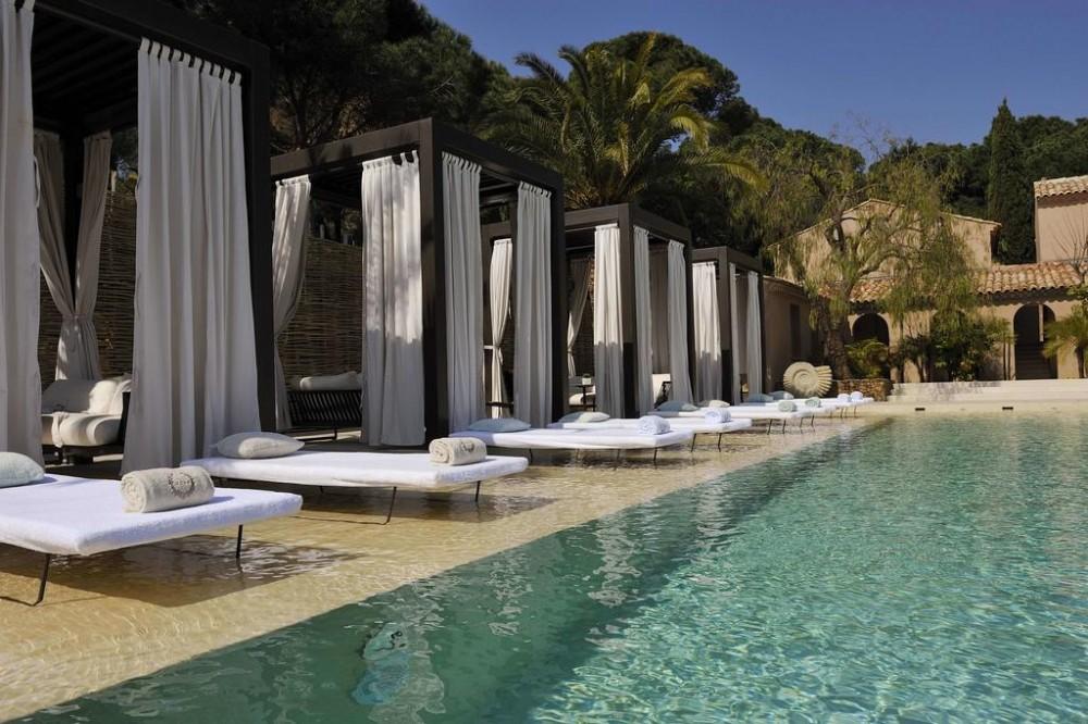 Hotel Muse Saint Tropez Ramatuelle Avec Spa Dans Le Var