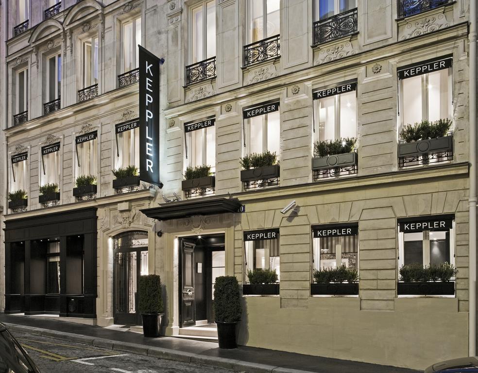 H tel keppler paris 16 me for Design hotel paris 11